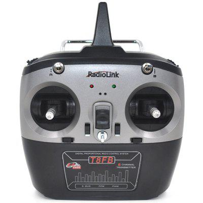 RadioLink T8FB Remote Control with R8EF Eight - channel Signal Reception for RC Drone