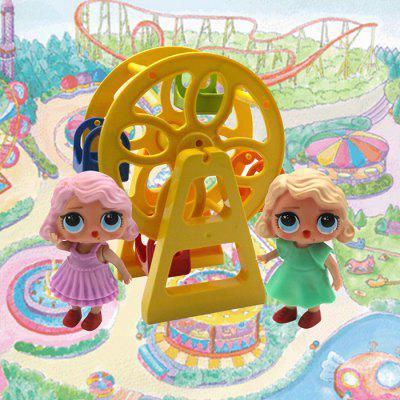Kreatív Cartoon Ferris Wheel Toy