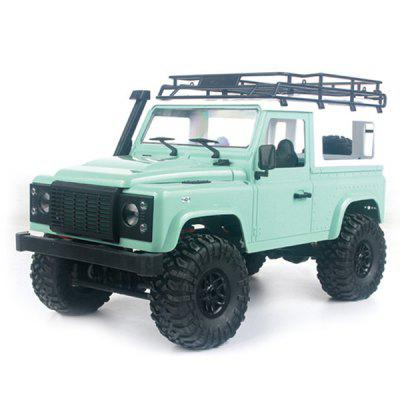 MN - 90 1/12 2.4G 4WD LED Light RC Car