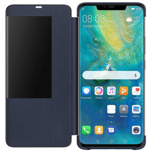 official photos ad5f3 7a053 Original HUAWEI Smart View Flip Cover Phone Protective Case for HUAWEI Mate  20 Pro