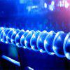 YWXLight 10m 100-LED Solar String Rope Lights - BLUE