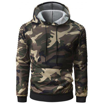 Casual Sweater Hooded Pullover Simple Hoodie