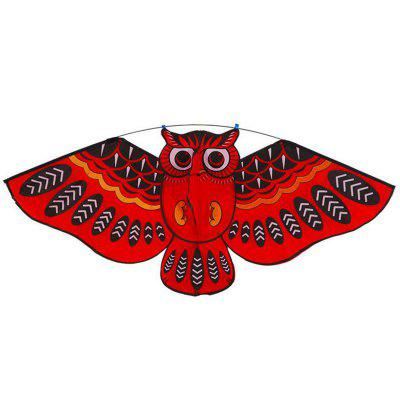 Owl Child Adult Folk Craft Gift Kite