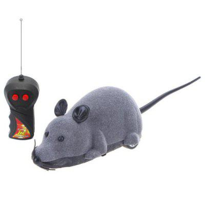 Simulation Mouse RC Animal Model Prank Child Toy