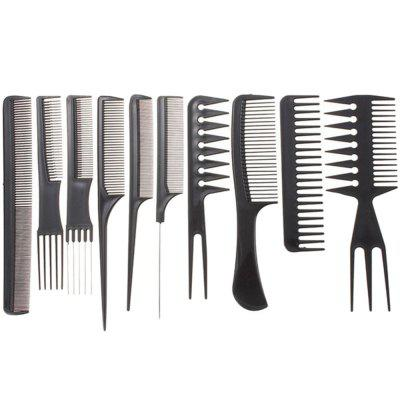 Fashion Beauty Hair Comb 10pcs