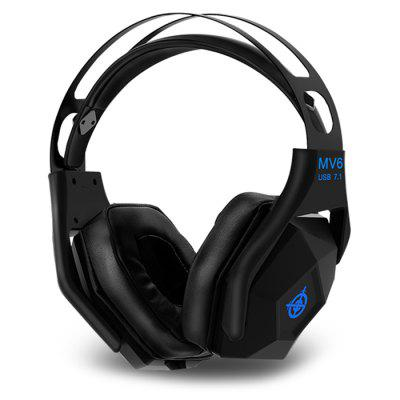 MAGIC-REFINER MV6 Gaming Headset E-sports Auriculares para computadora
