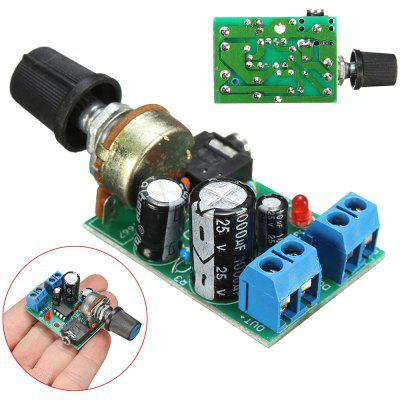 Arrival LM386 Audio Power Amplifier Board DC 3V - 12V 5V Mini AMP Module Adjustable Volume Relay