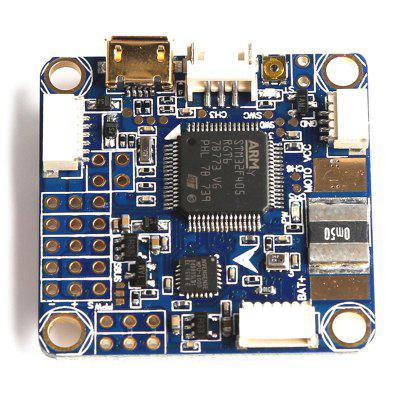 F4 Pro V3 Flight Controller Board Built-in OSD Barometer for FPV Quadcopter
