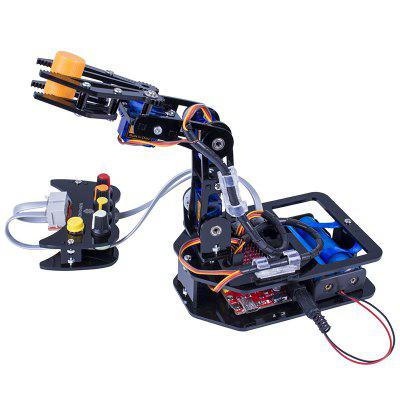 SUNFOUNDER Robotic Arm Kit 4-Axis for Arduino