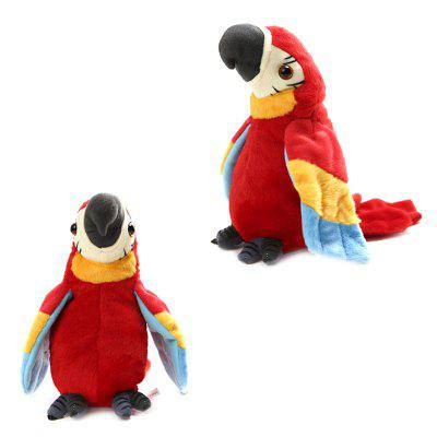 Creative Electrical Talking Parrot Toy