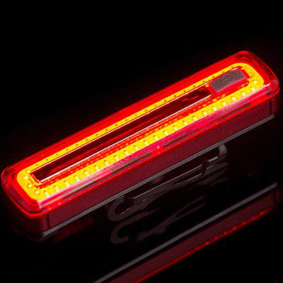 8 Modes Mountain USB Charging Car Rear Tail Light