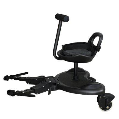YOYAplus 2 in 1 2 Kids Baby Stand Balance Scooter