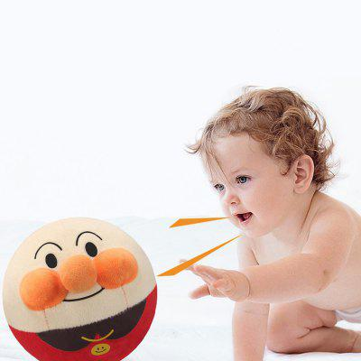Electric Jumping Ball Cântând Recording Tumbler Plush Toy