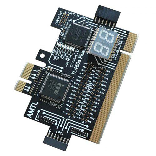 Multi-Purpose Notebook PC PCI-E Diagnostic Card