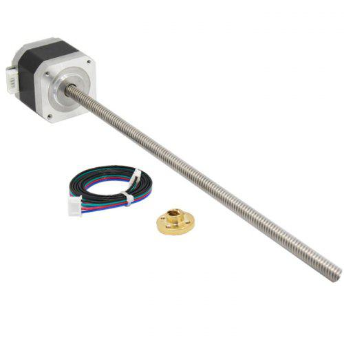 17 Stepper Motor 1.5A with 4 Pin Cable for CNC Z Axis Linear 3D Printer
