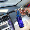 Slidable Switch Car Roof Interior Cleaning High Pressure Pneumatic Airbrush - SILVER