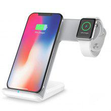 Wireless Charging Bracket Applicable to iOS System Phone and Watch