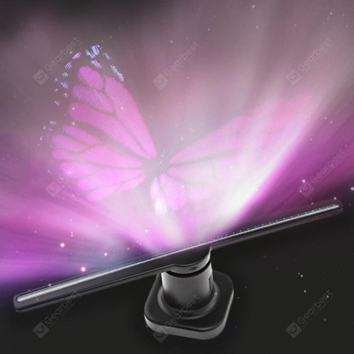 Utorch Z1 3D Holographic Display LED Fan