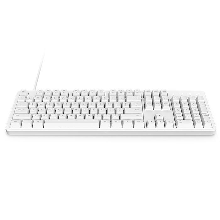 Yuemi MK06C Mechanical Keyboard 104 Key Cherry Red Switch ( Xiaomi Ecosysterm Product )