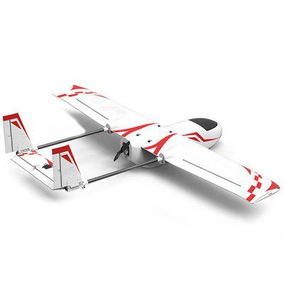 SONICMODELL Mini Skyhunter V2 1238mm Envergure FPV Avion RC à Double Queue Fixe