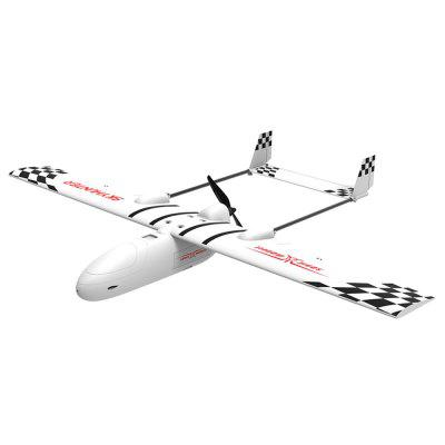 SONICMODELL 1,8m Envergure RC Avion à Double Queue EPO FPV Support