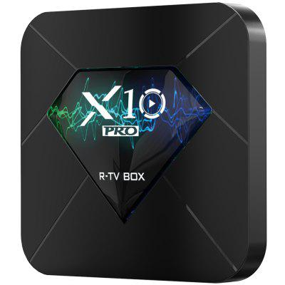 R - TV BOX X10 PRO TV Box S905X2 Image