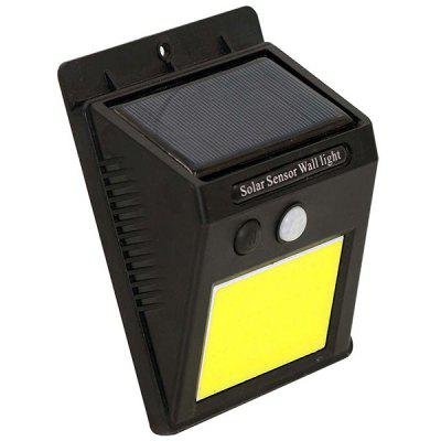 3W COB Inductie High Brightness Solar Wall Light