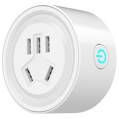 Smart Plug WiFi APP Remote Control Timer Switch Socket for Home Automatization
