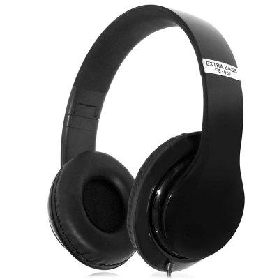 FE - 007 Foldable Wired Headset
