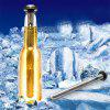 304 Stainless Steel Beer Cooling Rod Ice Wine Bar Quick Freezing Device - SILVER