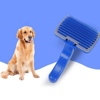Dog Automatic Hair Removal Comb Self-cleaning Small Size