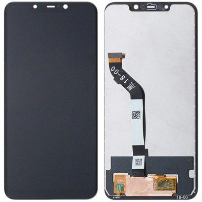 Original LCD Screen And Digitizer Full Assembly Repair Part Black for Xiaomi Pocophone F1