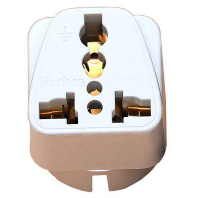Travel Adapter Plug European Regulations Pure Copper German Standard Conversion