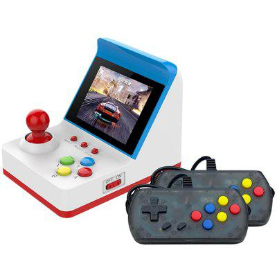 Retro Mini Arcade Double Game Console