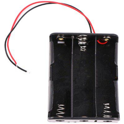 3 x AAA Battery Box with Cable 2pcs