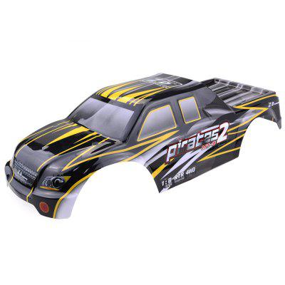08427 To The Top ZD Racing 1:8 Electric Truck Car Shell