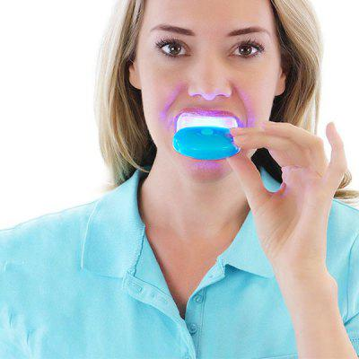 Mini Bluetooth LED Luce Fredda Sbiancamento dei Denti