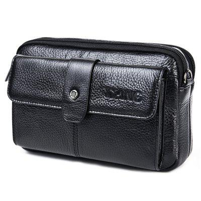 YIANG 0318 Men's Crossbody Multifunction Waist Bag