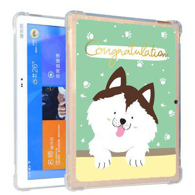 Protective TPU Soft Silicone Tablet Cover