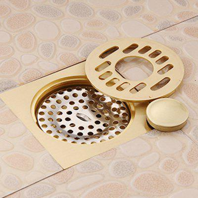 Straight Odor-resistant Insect-proof Floor Drain