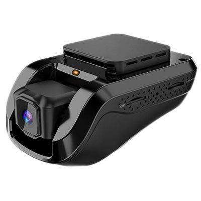 JC100 Full HD Dual Camera Car DVR Driving Recorder with Night Vision Function