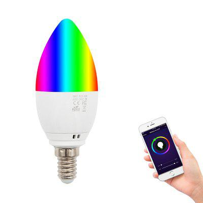 FK - A09 E14 5W Smart Candle Bulb for Home