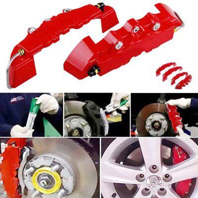 Car Universal Disc Brake Caliper Covers 2PCS