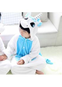Flannel Unicorn Children Home Pajamas