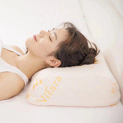 Nitara Latex Adult Anti-Snoring Anti-Aphid Respiratory Pillow