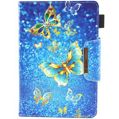 7 inch Universal Flat Leather Case for Samsung / Huawei / Lenovo