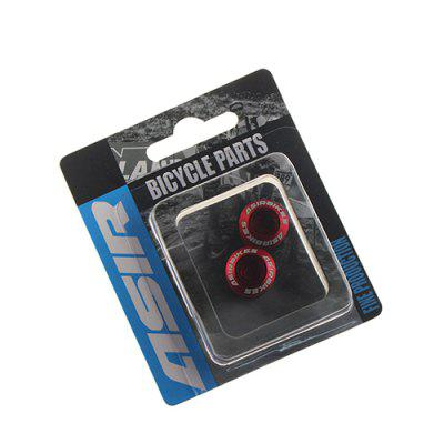 ASIR Bicycle Pedal Screw Lock Cover