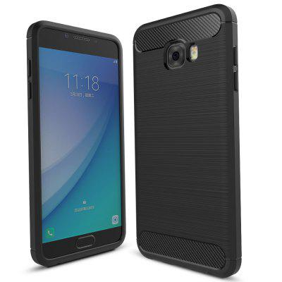 Brushed Phone Case for Samsung C5 Pro