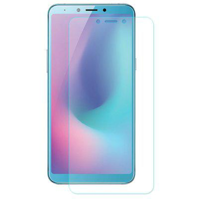 Hat-Prince 0.26mm 9H 2.5D Arc Side Full Screen Tempered Glass Protective Film Suitable for Samsung Galalxy A6S