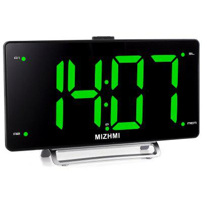 MIZHMI G0182R - 104 Large Screen Multi-function Radio Can Be Projected Electronic Alarm Clock